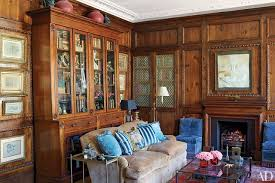 Old Wood Paneling 10 Rooms That Take Wood Paneling To The Next Level Photos