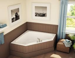 Bathroom Tub Decorating Ideas Corner Tub Ideas Ideas