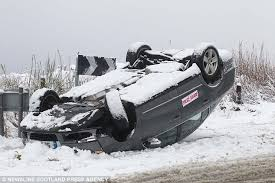 car accident videos of car accidents on ice