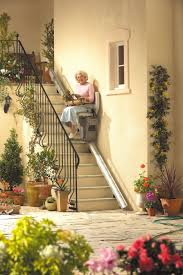 Wrought Iron Patio Furniture Glides by Stair Breathtaking Outdoor Staircase Decoration Using Ivory White