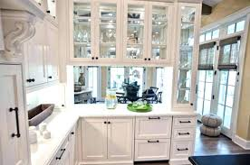Glass Door Wall Cabinet Kitchen Kitchen Wall Cabinets With Glass Doors And Charming Kitchen Wall