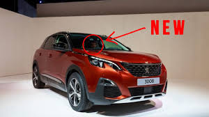 new peugeot cars 2017 new peugeot 3008 2017 review specs youtube