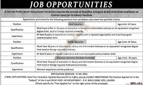 Resume For Library Assistant Job by Chief Librarian Senior Librarian Assistant Librarian Jobs The