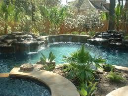 Natural Pools by Magnolia Custom Pool Builders Freeform Pools Houston Caytech Pools