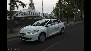Renault Fluence Z E Concept