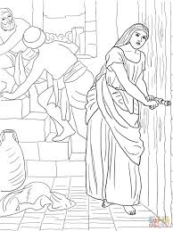 shadrach meshach and abednego coloring page about rahab the spies