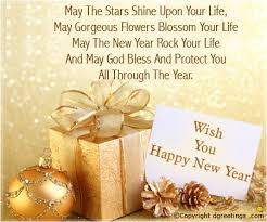 new year wishes messages for friends and family merry