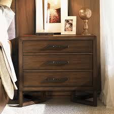 espresso nightstand espresso driftwood estrella white night stand