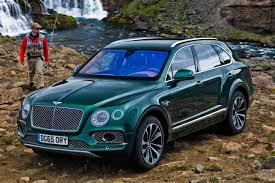 bentley bentayga truck this bentley bentayga takes fly fishing very seriously fly