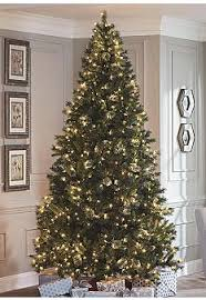 9 foot christmas tree chic inspiration 9 christmas tree trees foot prelit cover
