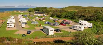 Awning Pegs For Hard Standing Pitches Sunnyside Croft Touring Caravan U0026 Camping Site Arisaig Scotland