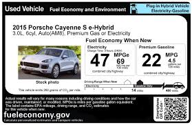 porsche cayenne fuel economy 2015 porsche cayenne s e hybrid review