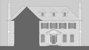 lily pond lane shingle style home plans by david neff architect