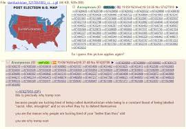 chicago map meme anon briefly explains why won r the donald your meme