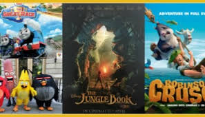 Lots Of Fun Meaning Funfilms For Half Term Family Four Fun