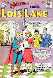 superman wedding album superman s lois 1958 comic books