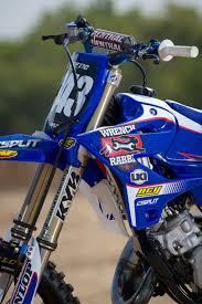 best 125 motocross bike two stroke fever yamaha yz125 and yz250 rebuild transworld