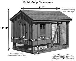 Chicken Coop Kit Chicken Coop Models Prefab Chicken Coop Horizon Structures