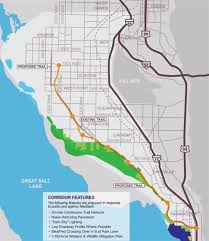 Davis Map West Davis Corridor A Done Deal Pending One Final Federal Approval