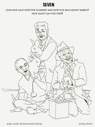 movies coloring pages the famous horror movies turned into a coloring book u2026 ufunk net