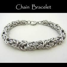 bracelet ladies designs images Gem bazaar stainless steel bracelet men 39 s ladies design chain jpg