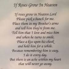 tattoo quotes for family death death of a brother poems in memory of a special brother today is