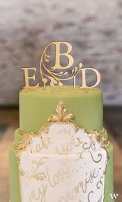 gold monogram cake toppers gold wedding cake toppers monogram sheriffjimonline