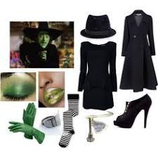 Wicked Witch Halloween Costume Wicked Witch West Makeup Halloween Recipes Ideas