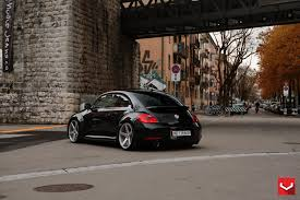 volkswagen bug wheels vossen wheels vw beetle vossen cv3r
