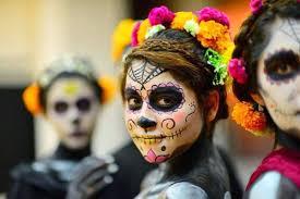 imagenes de calaveras que cambian de color festival de calaveras aguascalientes tributo a la catrina