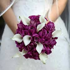 fall flowers for wedding purple wedding flowers fall pictures reference
