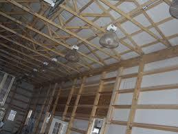 pole barn 40x64x16 archive sawmill creek woodworking community