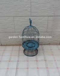 Decorative Bird Cages Wholesale Handicrafts Set Of Two Square Deluxe Decorative Painting Hanging