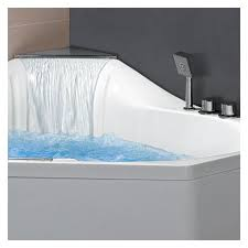 2 Person Spa Bathtub Ariel Platinum 5ft Am168jdtsz 2 Person Corner White Acrylic