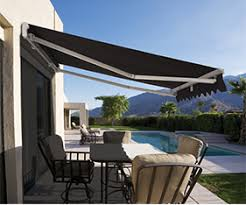 Sun Awnings For Decks Retractable Awnings And More From Solair Shade Solutions Solair