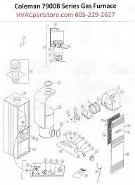7970b856 coleman gas furnace parts u2013 hvacpartstore