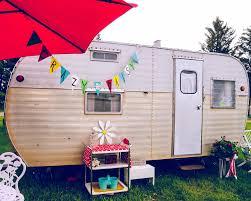 Retro Campers by Vintage Camper Glamping Event U2014 Thrifter Sisters Flea Market