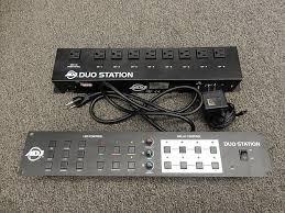 american dj duo station lighting controller american dj duo station 3 channel led controller reverb