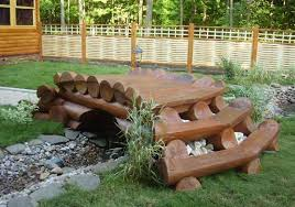 tree logs for home decorating unique furniture and yard decorations