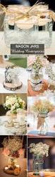 fall wedding centerpieces on a budget rustic wedding ideas 30 ways to use mason jars