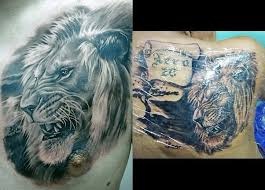 27 amazing leo tattoos for guys