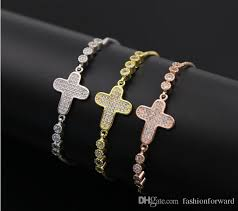 cross bracelet jewelry images Wholesale turkish jewelry gold bracelet jewelry design for girls jpg