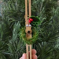 reindeer ornaments 26 clothespin reindeer ornament tutorials guide patterns