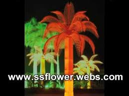 artificial led light tree plants wholesaler importer suppliers