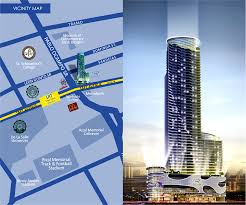 raffle square residences prime condominium in vito cruz taft