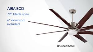 the aira eco ceiling fan by emerson youtube