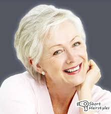 chic short haircuts for women over 50 19 best hairstyles images on pinterest grey hair short hair
