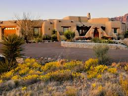 Adobe Homes by New Mexico Adobe Style Homes House Design Plans