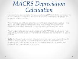 Ads Depreciation Table Deprecation Ppt Video Online Download