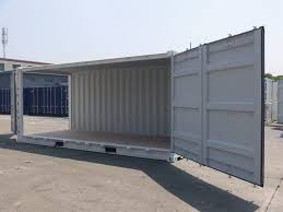 new 20 foot general purpose side open for sale container traders